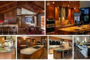Дизайн восточной кухни — 15 Стильных идей дизайна кухонь в азиатском стиле