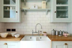 Маленькая кухня современная классика – тонкости дизайна