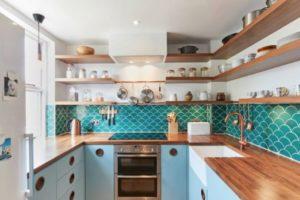 Кухня Маленькая Модерн – 53 идеи для вашей квартиры