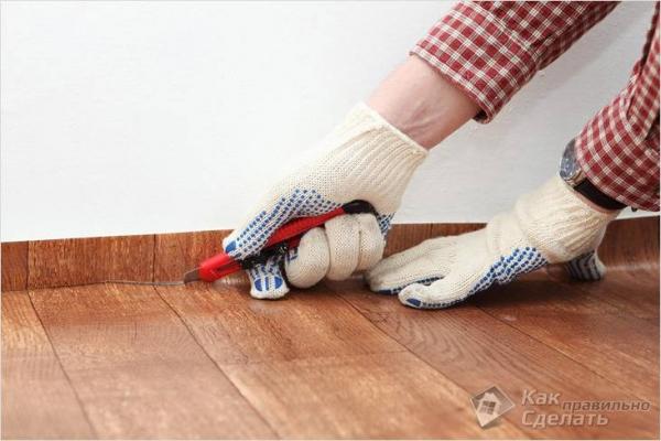 Как выбрать линолеум для квартиры - советы по выбору