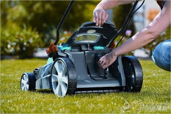 Как выбрать газонокосилку - выбор газонокосилки