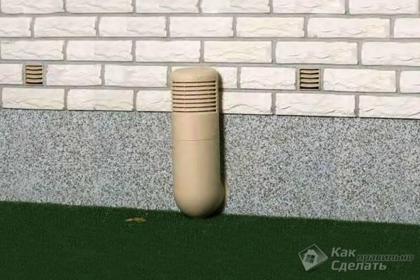 Как правильно сделать вентиляцию погреба - вентиляция в погребе