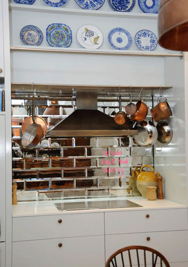 30 ТОП Примеров Использования Плитки В Интерьере Кухни Дизайн с ФОТО