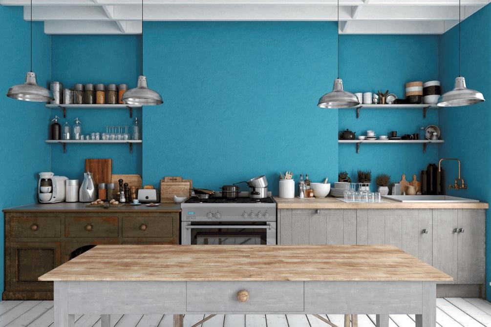 20 Идей дизайна Морской Кухни