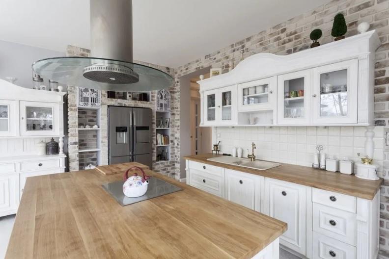 Средиземноморские интерьеры кухни - 68 ТОП идей от ведущих дизайнеров. Часть 3