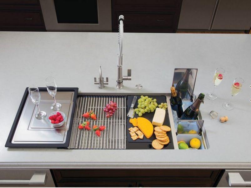 Интерьер Кухни Раковины -  Как выбрать лучший стиль для ваших потребностей