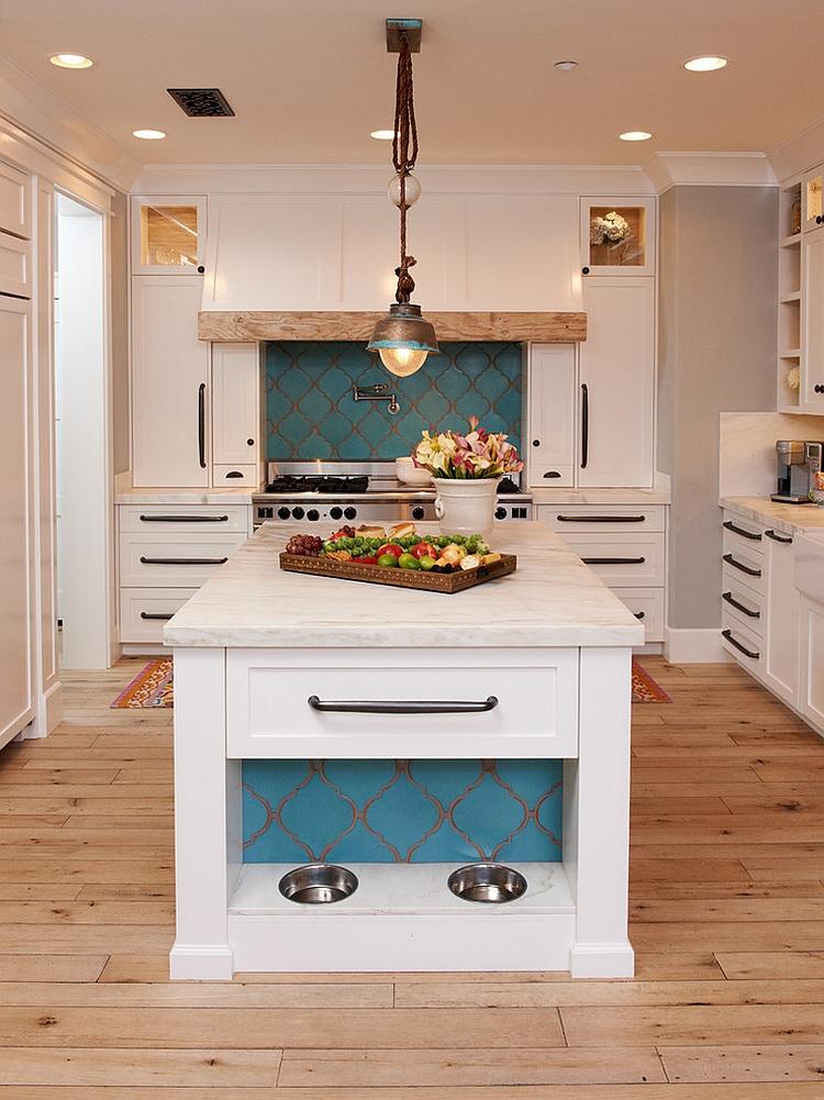 Дизайн кухни в средиземноморском стиле - ФОТО интерьера