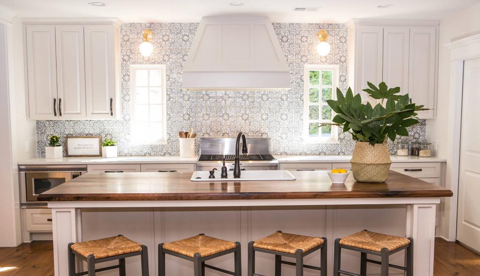 Интерьер Кухни в загородном стиле - ТОП Идей потрясающих воображение