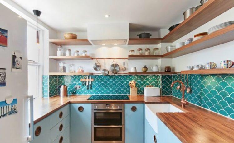 Кухня Маленькая Модерн - 53 идеи для вашей квартиры